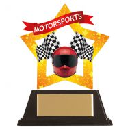 Mini-Star Motorsport Acrylic Plaque 100mm : New 2019