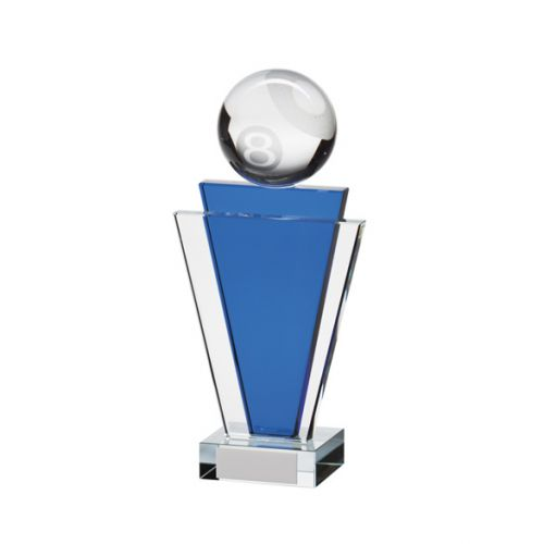 Pool Trophies Resin Euphoria Pool Trophy 4 sizes FREE Engraving