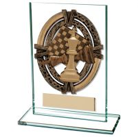 Maverick Legacy Chess Jade Glass 125mm : New 2020