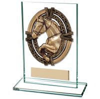 Maverick Legacy Equestrian Jade Glass 125mm : New 2020