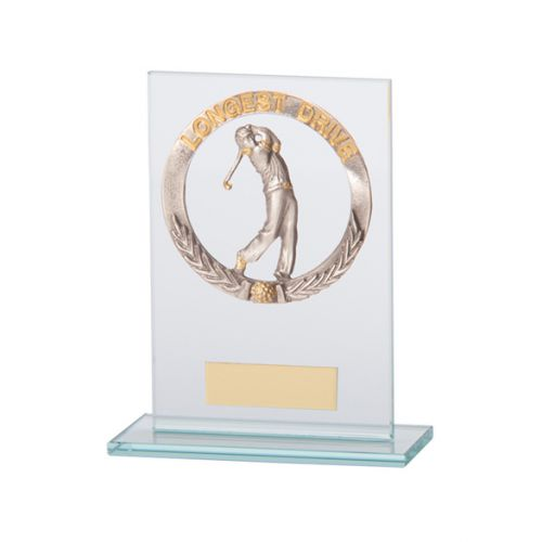 Jade Waterford Golf Longest Drive Trophy Award 140mm
