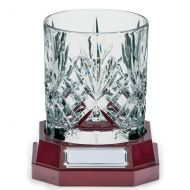 Lindisfarne St Oswald Whiskey Glass Crystal 120mm