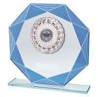 Vortex Multi-Sport Glass Trophy Award 145mm : New 2019