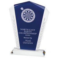 Unity Crystal Trophy Award 205mm : New 2020