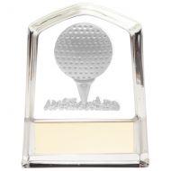 Kingdom Golf Trophy Award 110mm : New 2020