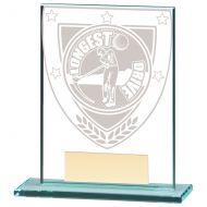 Millennium Longest Drive Jade Trophy Award 110mm : New 2020