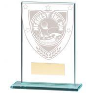 Millennium Nearest the Pin Jade Trophy Award 125mm : New 2020
