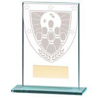 Millennium Ten Pin Bowling Jade Trophy Award 125mm : New 2020