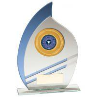 Legion Multisport Mirror Glass Trophy Award 165mm : New 2020