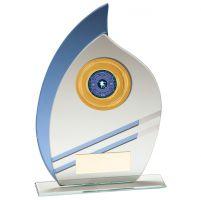 Legion Multisport Mirror Glass Trophy Award 205mm : New 2020