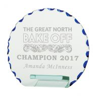 Jade Motion Crystal Trophy Award 90mm