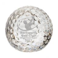 Muir Crystal Optical Golf Ball 75mm