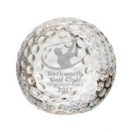 Muir Crystal Optical Golf Ball 55mm