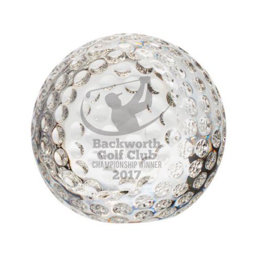 Muir Crystal Optical Golf Ball 55mm