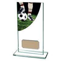 Football Boot Colour-Curve Jade Glass 160mm : New 2019