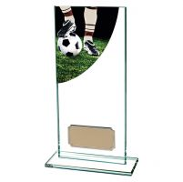 Football Boot Colour-Curve Jade Glass 180mm : New 2019