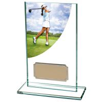 Colour Curve Golf Female Jade Crystal 140mm : New 2019