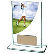 Colour Curve Golf Female Jade Crystal 125mm : New 2020