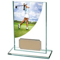 Colour Curve Golf Female Jade Crystal 125mm : New 2020