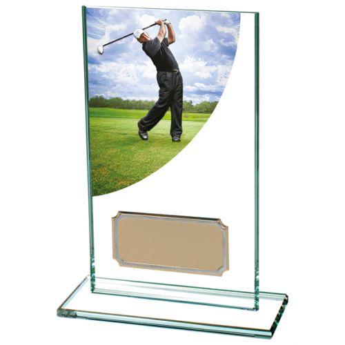 Colour Curve Golf Male Jade Crystal 140mm : New 2019