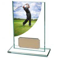 Colour Curve Golf Male Jade Crystal 125mm : New 2020
