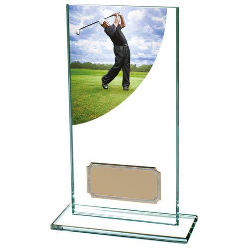 Colour Curve Golf Male Jade Crystal 160mm : New 2019