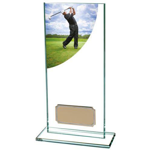 Colour Curve Golf Male Jade Crystal 180mm : New 2019