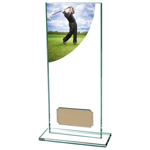 Colour Curve Golf Male Jade Crystal 200mm : New 2019