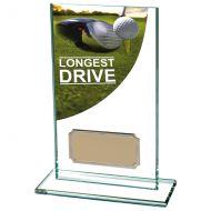 Longest Drive Colour-Curve Jade Crystal 140mm : New 2019