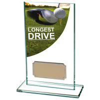 Longest Drive Colour-Curve Jade Crystal 140mm : New 2019