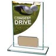 Longest Drive Colour-Curve Jade Crystal 125mm : New 2020