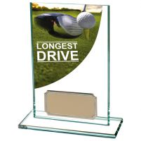 Longest Drive Colour-Curve Jade Crystal 125mm : New 2020