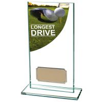 Longest Drive Colour-Curve Jade Crystal 160mm : New 2019