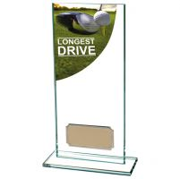 Longest Drive Colour-Curve Jade Crystal 180mm : New 2019
