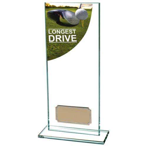 Longest Drive Colour-Curve Jade Crystal 200mm : New 2019