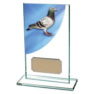 Pigeon Racing Colour-Curve Jade Crystal 140mm