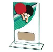 Table Tennis Colour-Curve Jade Crystal 140mm