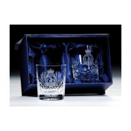 Lindisfarne Evin Crystal Whiskey Glasses 145mm