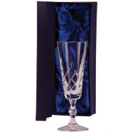 Lindisfarne Orco Crystal Champagne Glass 280mm