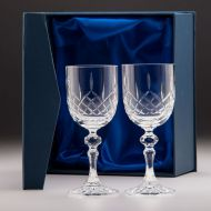 Lindisfarne Suna Crystal Wine Glasses 250mm