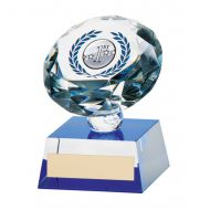 Diamond Spirit Crystal Multi Sport Trophy Award 110mm
