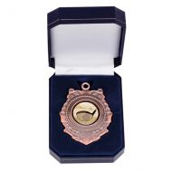 Triumph Medal In Box Bronze 90mm