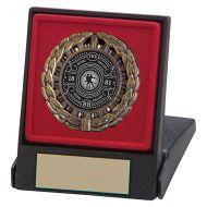 Elation Trim Trophy Award Case Antique Gold 85mm : New 2019