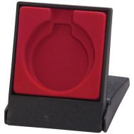 Garrison Red Medal Box 40 / 50mm Recess