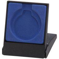 Garrison Blue Medal Box 40 / 50mm Recess