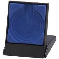 Garrison Blue Medal Box 50 / 60 / 70mm Recess