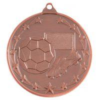 Starboot Economy Football Trophy Award Medal Bronze 50mm