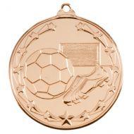 Starboot Economy Football Trophy Award Medal Gold 50mm
