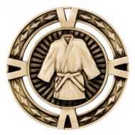 V-Tech Series Medal - Martial Arts Gold 60mm