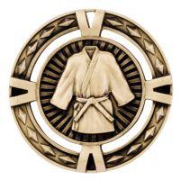 V-Tech Series Medal - Martial Arts Gold 60mm